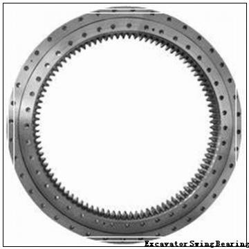 high quality large size compact cranes slewing ring bearings