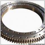 customized four-point contact ball slewing ring turntable bearing